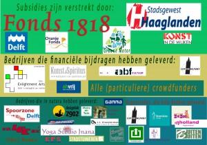Sponsors Delftse PRoeftuin